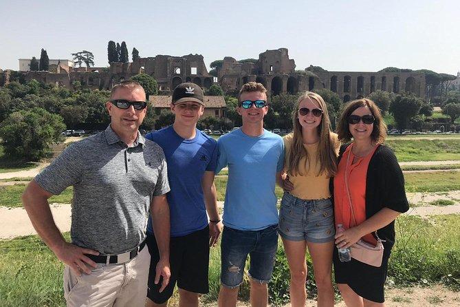 Civitavecchia Cruise Port Shore Excursion: Best of Rome and Vatican City