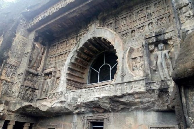 Aurangabad - Ajanta Caves, Ellora Caves, World Heritage Sites
