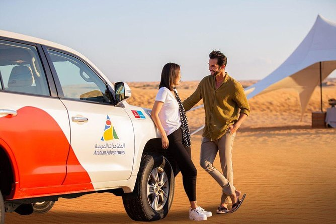 Sunset Safari - Price Per Person sharing 4WD - 2pax on sharing with Soft Drinks