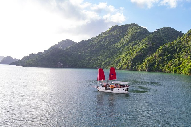 Amazing Sails Explorer- Private Day Tour from Ha Long International Cruise Port