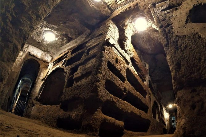 Rome 2 Days Tour - Underground Catacombs, Colosseum, Vatican Museum | Fast Track photo 2