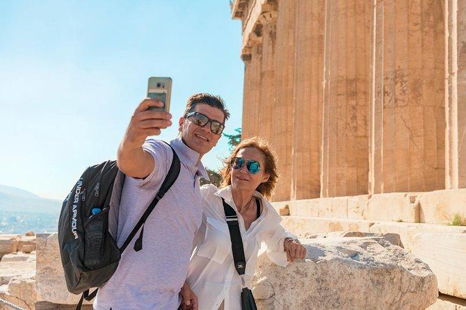 2-Day Combo Private Tour: Essential Athens & Temple of Poseidon plus Delphi