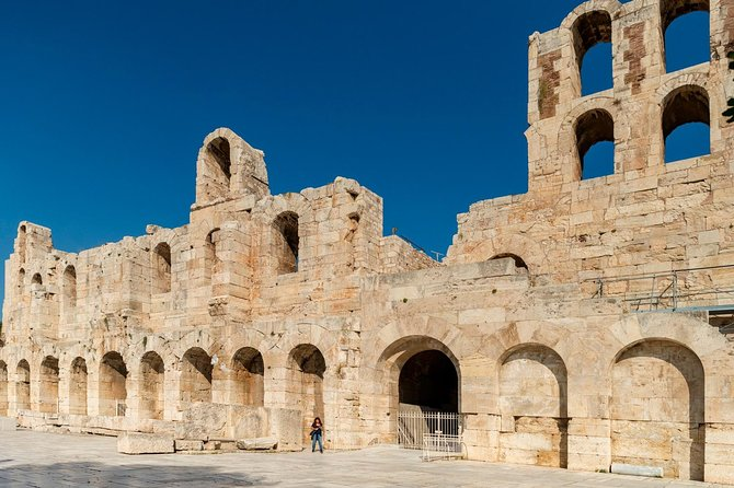 Athens Highlights with Ancient Corinth Full Day Private Tour