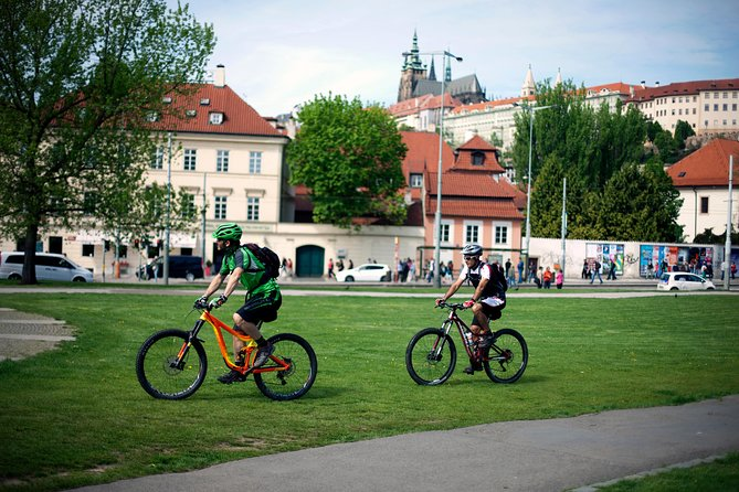 Mountain bike tour of Prague parks & nature