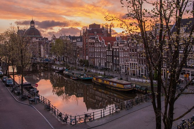 Amsterdam's City Centre: an alternative route photo 6