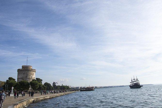Thessaloniki trip from Ohrid
