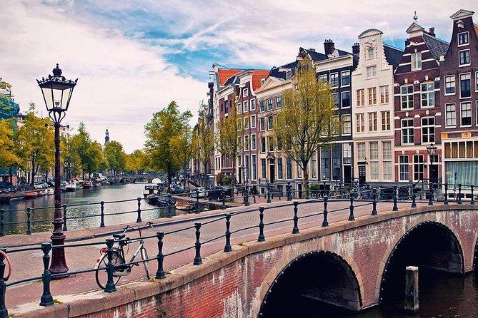 Amsterdam Daytrip from Brussels - Boattrip Included