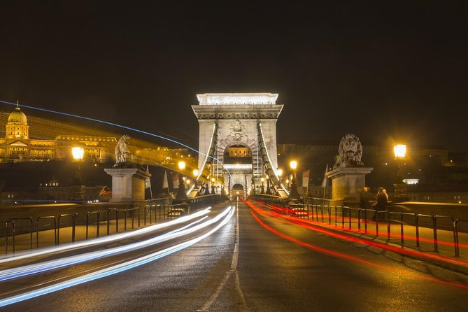 Budapest by night - private driving tour
