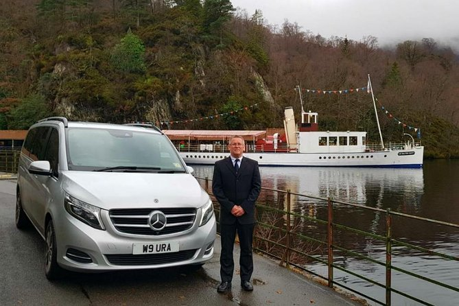 Highlights of Scotland Luxury Private Tour with Scottish Driver