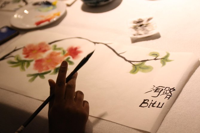 Traditional Chinese Painting Experience-ONLY ONE IN CHENGDU NOW!