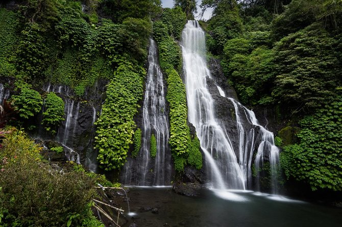 Bali Most Scenic Waterfalls Trekking