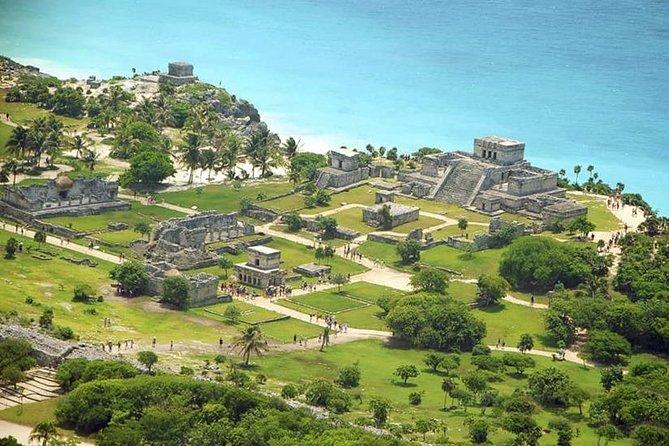 4X1 Tulum-Cenote-Coba-Playa del Carmen Tour