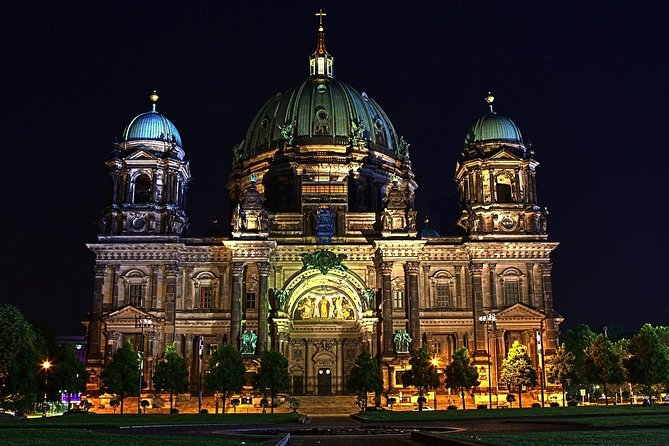 Private Sightseeing in Berlin By Night