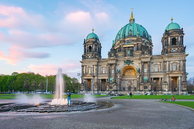 Berlin Combined History and Photography Tour