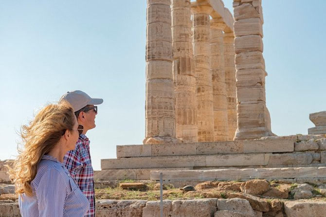Temple of Poseidon small group Luxury Private Tour photo 9