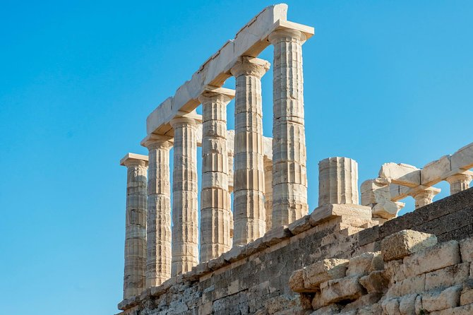 Temple of Poseidon small group Luxury Private Tour photo 10