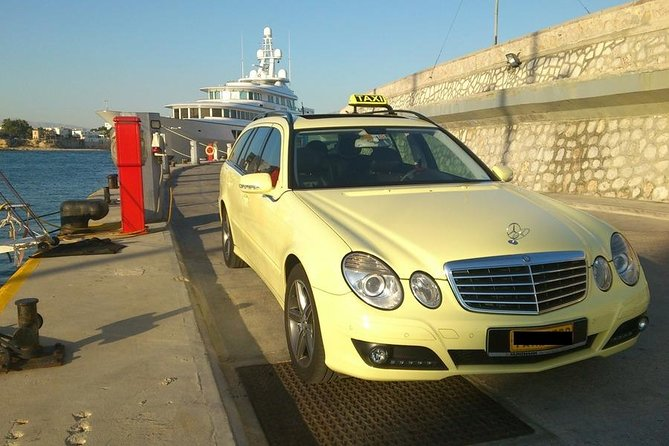 One Way Private Transfer from Rhodes Airport to/from Faliraki