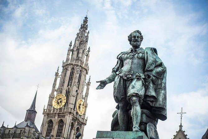 Private tour : Antwerp City of Rubens From Cruise port Zeebrugge or Bruges photo 8
