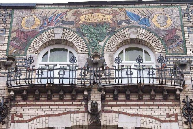 Private Tour Art Nouveau Heritage focus on Victor Horta & Antwerp Half day