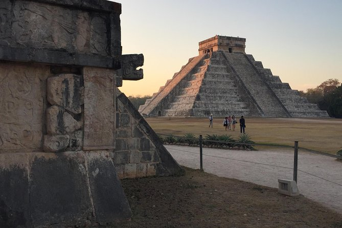 Early Access to Chichén Itzá Ticket & Guide