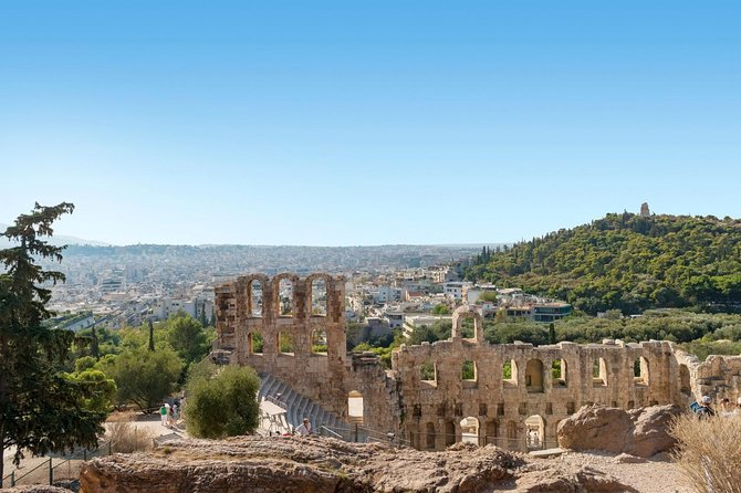 Private Tour of the Acropolis with Licenced Expert Guide