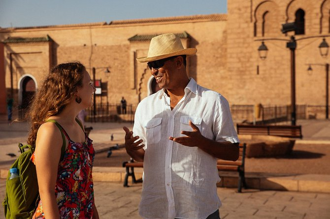 Private Marrakech Greatest Mosques Tour with a Local