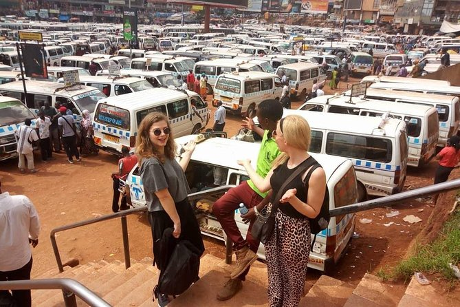Kampala's Best Experience walking tour