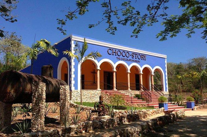 Uxmal & Choco Story Museum Ticket