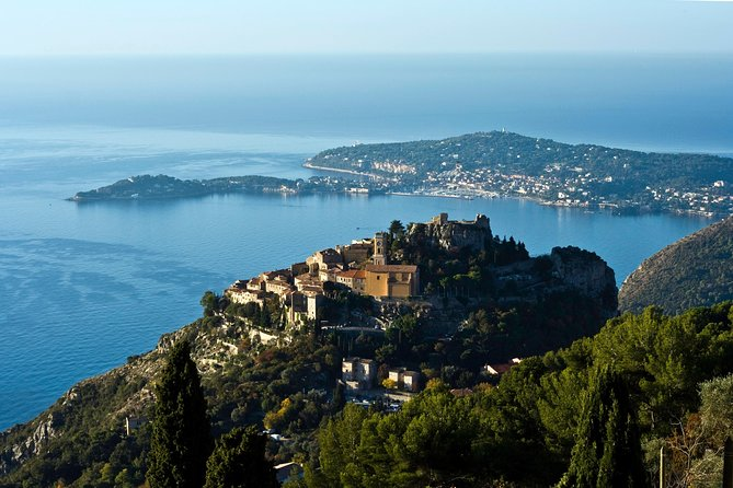 Monaco, Monte Carlo and Èze Private Tour from Cannes