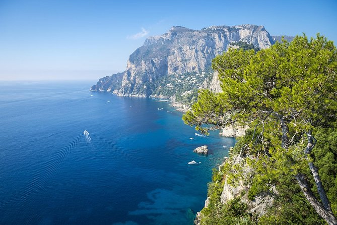 See Capri from Winter to Spring on a Private Boat Excursion from Amalfi