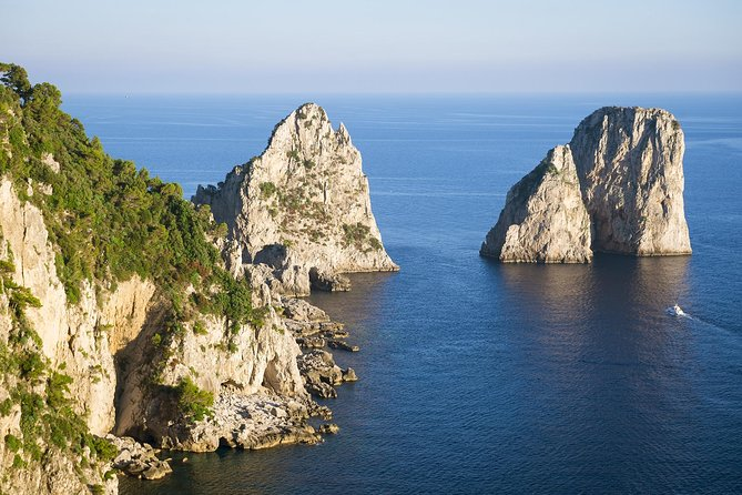 Private Boat Cruise from Naples to Capri - Available Autumn to Spring!