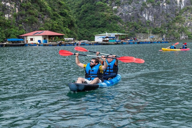 Amazing Sails- Luxury Day Tour from Ha Long International Cruise Port