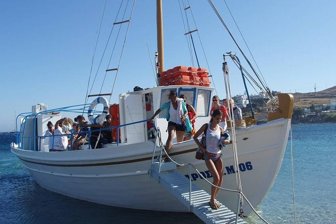Mykonos South Coast Cruise