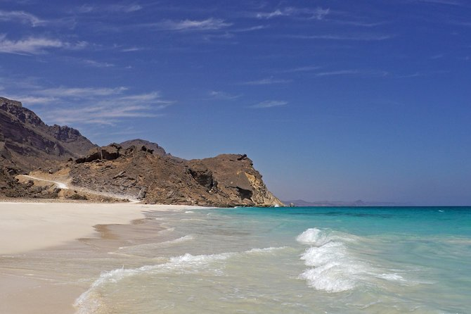 Private tour Mountains and beaches of the West coast (Fazaya beach+Shaat cliff)