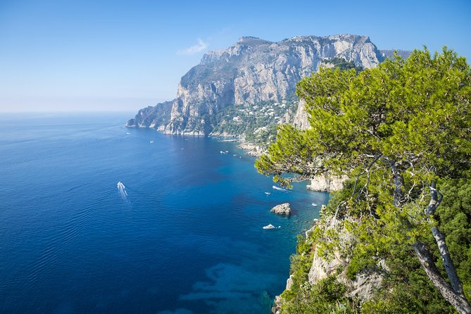 Capri Off-the-Beaten-Path Boat Excursion from Salerno