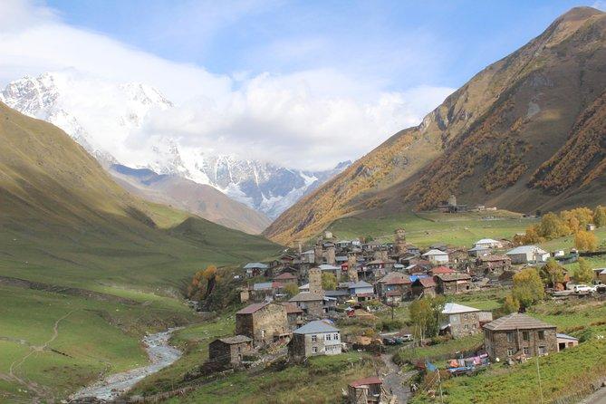 7 day hiking tour in Svaneti