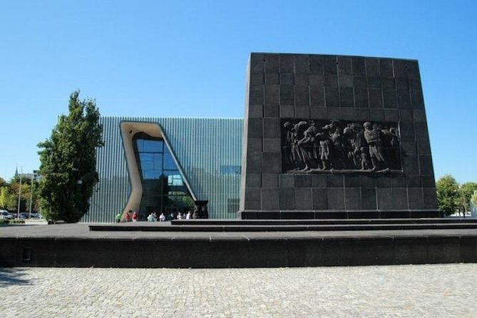 Private Tour: Warsaw Ghetto with a local Historian