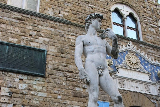 On the Footsteps of Michelangelo Guided Tour in Florence