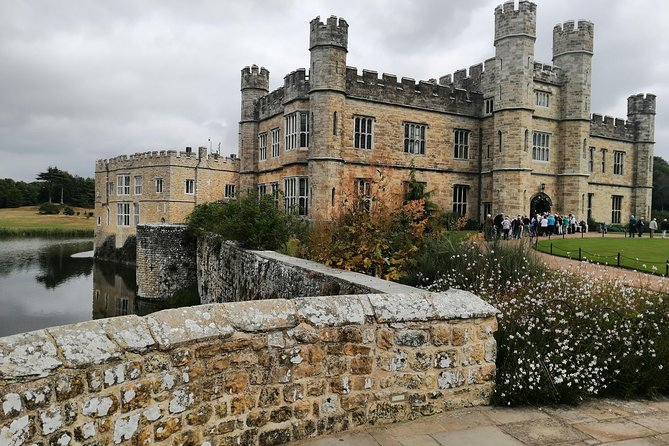 Luxury Private Vehicle Day Hire from & to London via Leeds Castle & Dover Castle