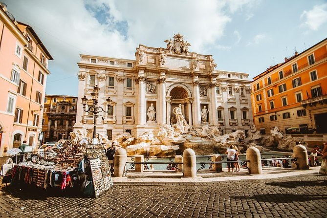 Rome Highlights Half-Day Tour (max 8 people)
