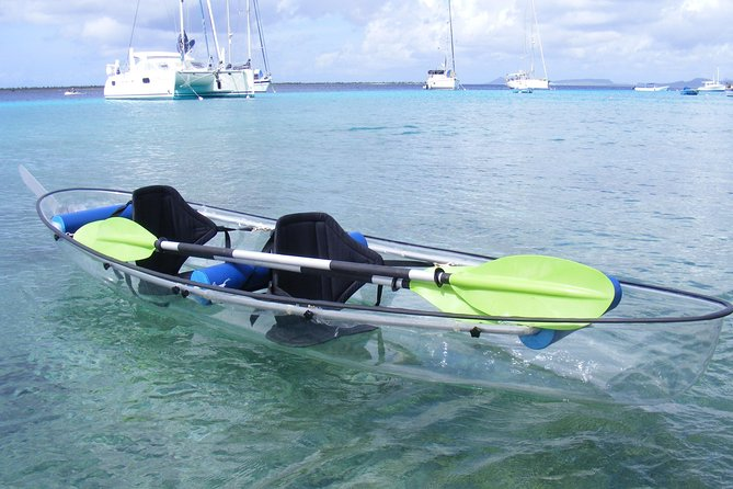 Clear Canoe Tour & Snorkeling