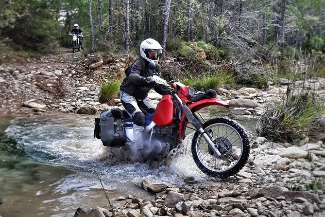 Daily enduro motorcycle rental