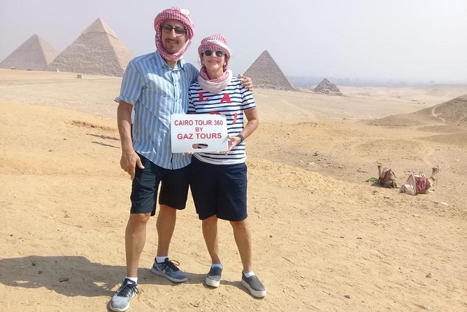 Full day private guided tour Pyramids, Memphis and saqqara tour