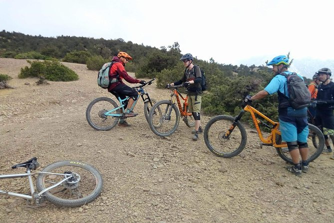 Mountain bike Day trip in Imlil