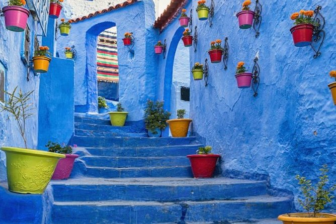 Private Excursion from Fez to Chefchaouen
