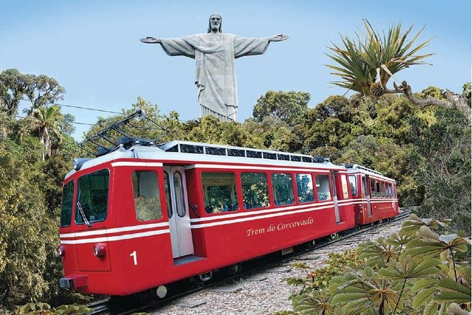 Tourist Morning - Christ the Redeemer + City Tour (Corcovado Train)