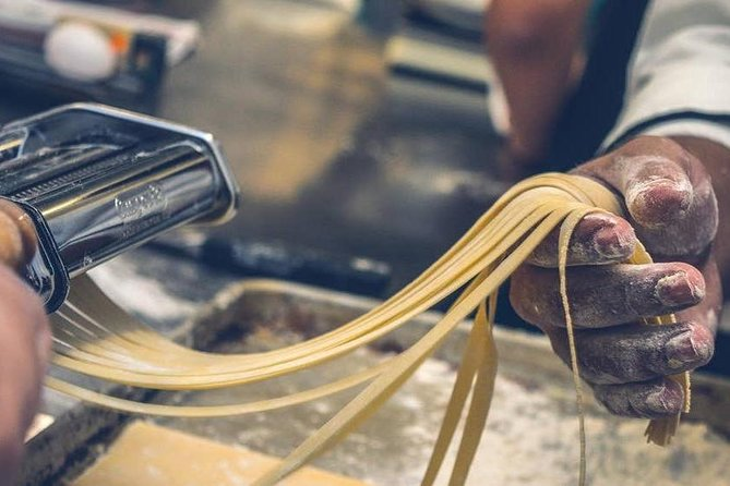 The Best Pasta&Prosecco Course Money Can Buy