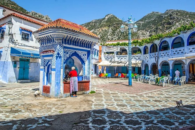 From Tangier: Chefchaouen Full-Day Trip