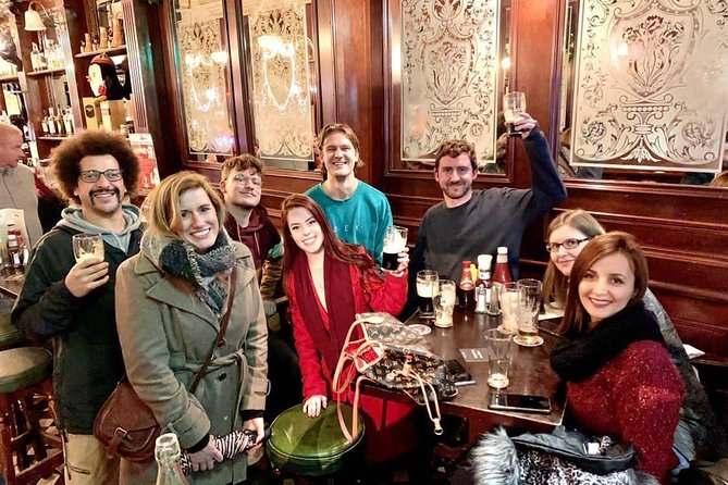Dublin City and Drinks with Experienced Local Guide