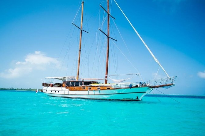 Albatros Tamarindo Sailing Sunset Cruise with Snorkeling